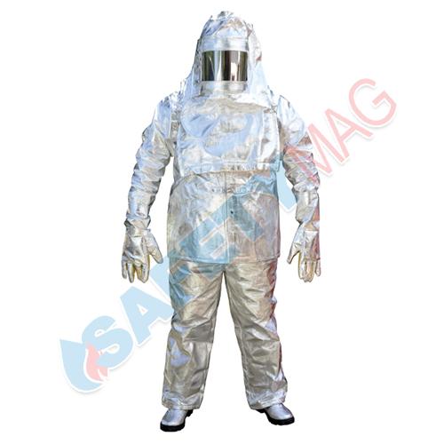 Costum aluminizat
