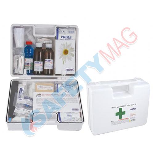 Trusa medicala de prim ajutor detasabila
